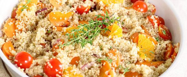 Quinoa & Butternut Squash Salad