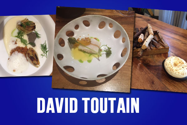 David Toutain paris restaurant review