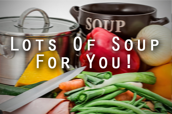 soup ideas for winter