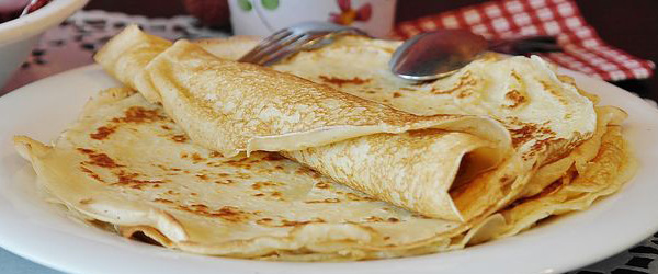 Crepes brunch