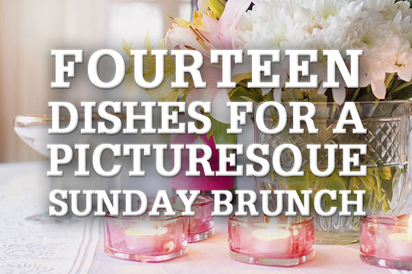 sunday brunch ideas food
