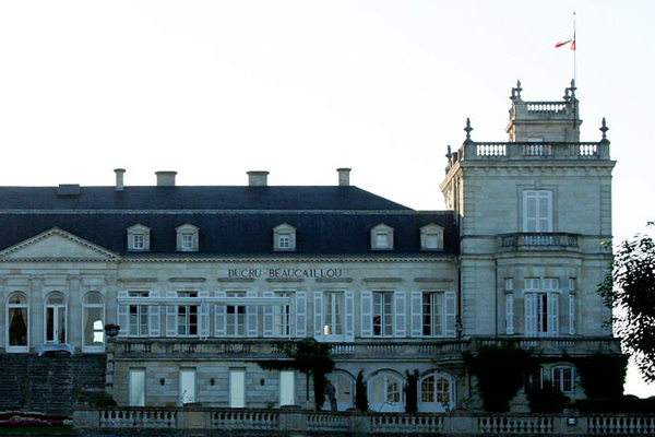 Château Ducru-Beaucaillou St. Julien Vertical