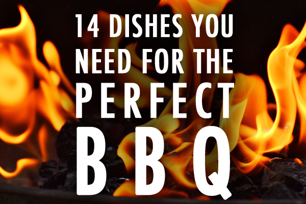 Barbecue dishes cuisine