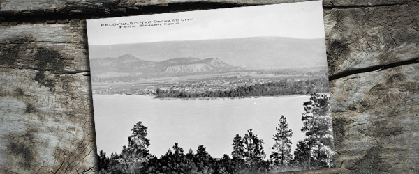 History of wine in British Columbia