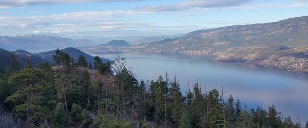 British Columbia Okanagan Valley wine
