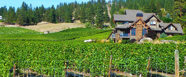 wine areas vqa appelations British Columbia