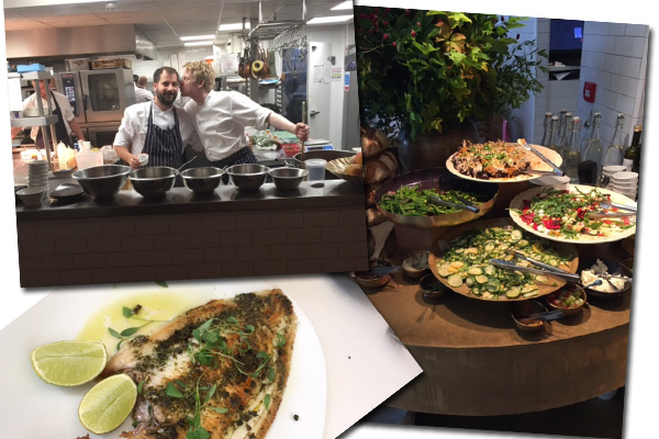 Chef Ottolenghi: Nopi Restaurant in London