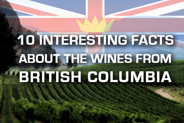 British Columbia BC wine wines