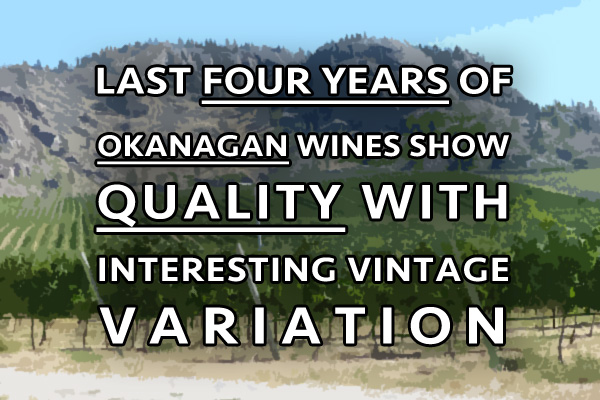 Okanagan British Columbia wine