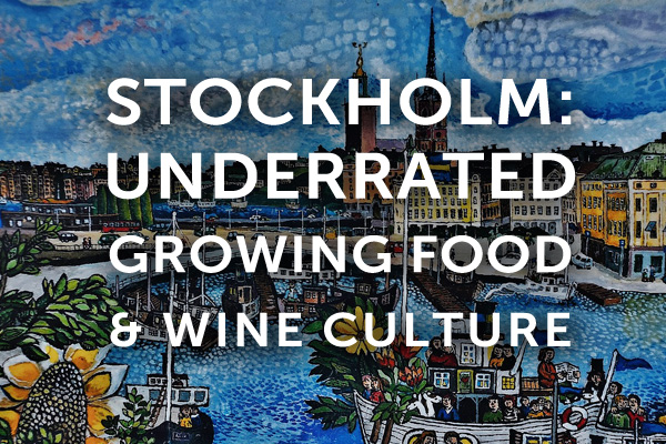 stockholm sweden restaurants food wine