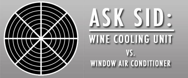 wine cellar ventilation