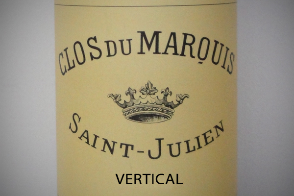 Clos du Marquis Vertical