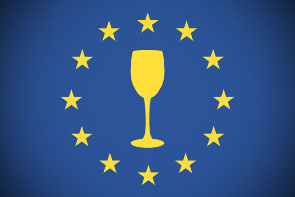 European union wine cellar