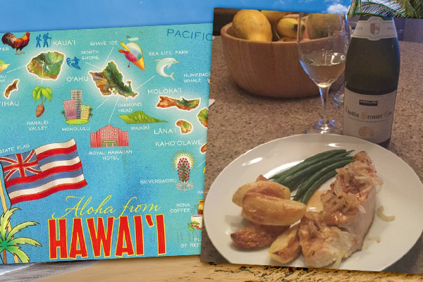 Hawaii wine