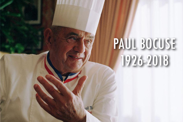 Paul Bocuse history influene
