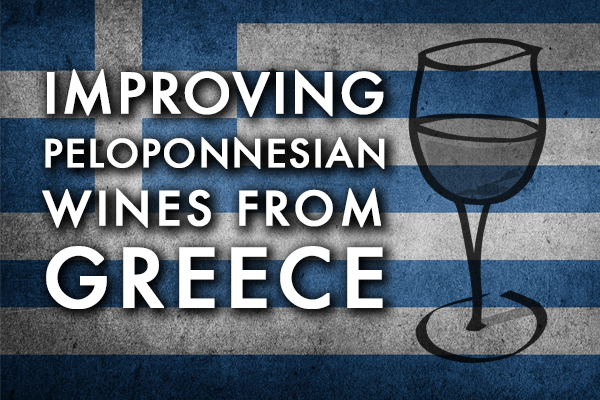 Improving Peloponnesian Wines from Greece