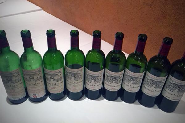 la lagune wine