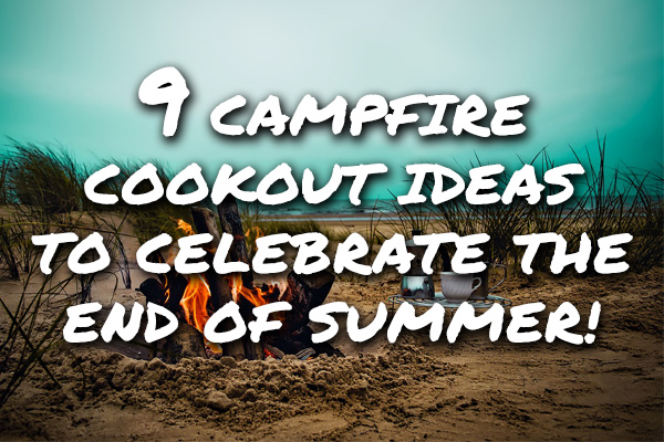 campfire recipes summertime