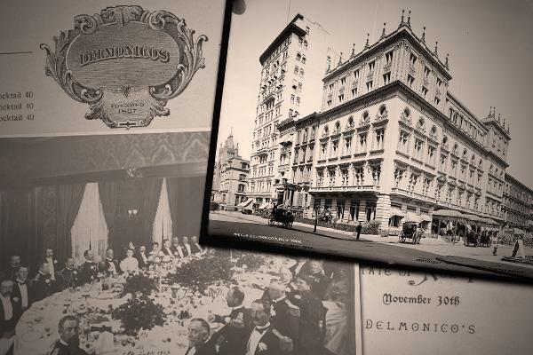 Delmonico's restaurant history