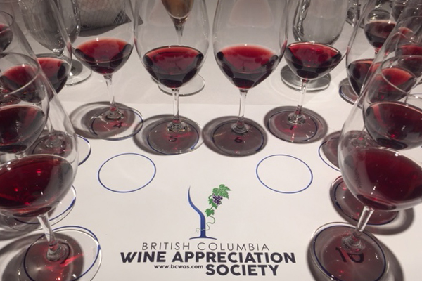 BLUE MOUNTAIN OKANAGAN PINOT NOIR RESERVE VERTICAL 2006-2015