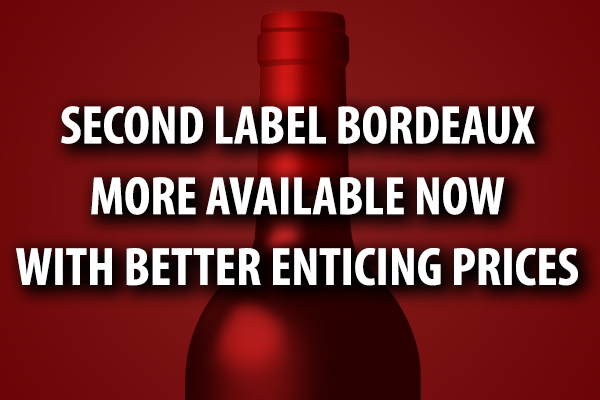 Second Label Bordeaux